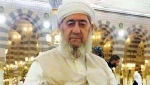 Molla Sabri Yazar Vefat etti.