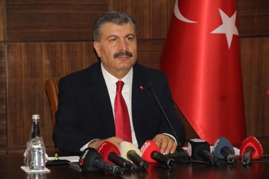 Sağlık Bakanı Koca'dan Şanlıurfa'ya yeni hastane müjdesi