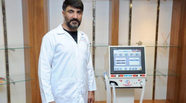 Türkiye'de yerli kaynaklarla üretilen solunum cihazları yüksek derecede talep görüyor.