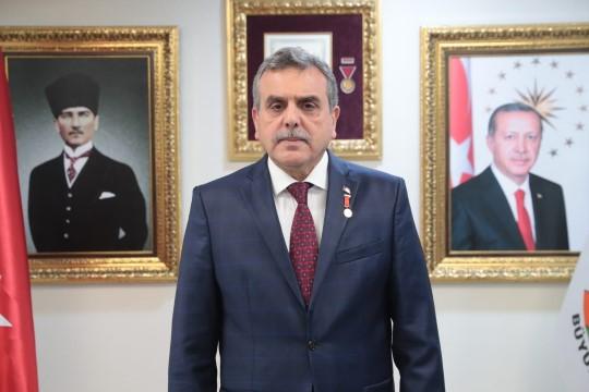 Beyazgül'den 29 Ekim Cumhuriyet bayramı mesajı
