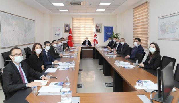 Mardin'de Kültür ve İnanç Destinasyon Çalıştayının ön toplantısı yapıldı