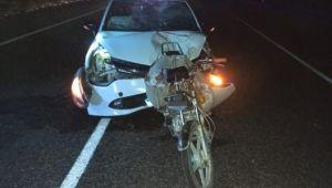 Şanlıurfa'da trafik kazası: 2 ölü (Videolu Haber)