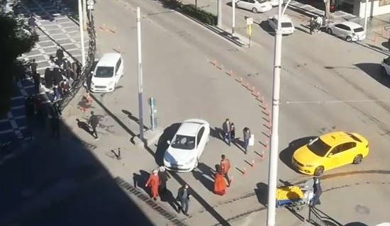 Malatya'daki deprem Şanlıurfa'da da hissedildi (Videolu Haber)