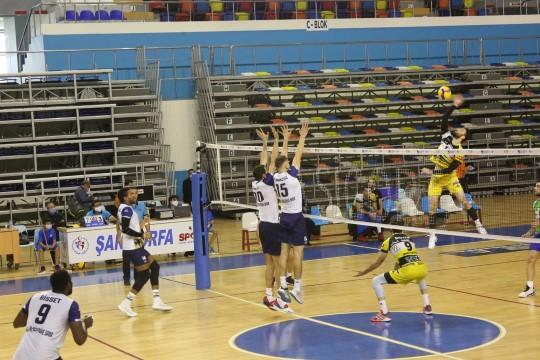Urfa ekibi rakibini 3-0 yendi (Videolu Haber)