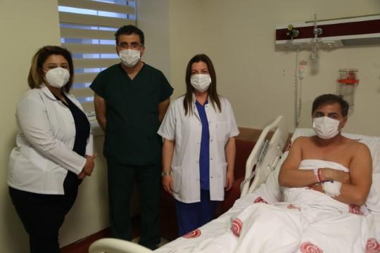 Yoğun bakımdaki hastaları görseniz 3 yerine 5 maske takarsınız
