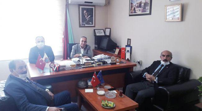 CHP'den Kaçak'a ziyaret