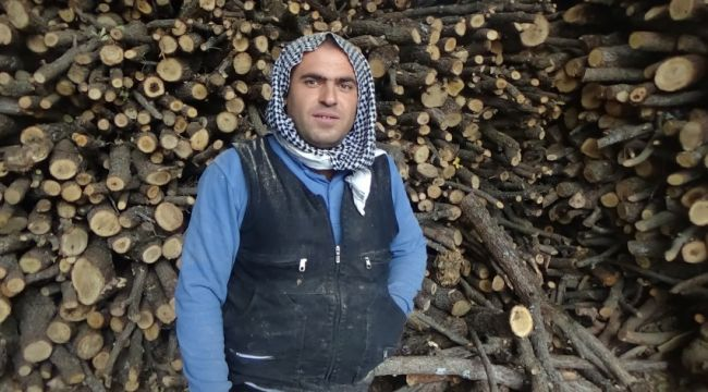 Doğalgaz odun satışlarını azalttı