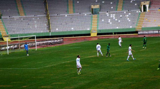 Şanlıurfaspor Kocaelispor ile berabere kaldı