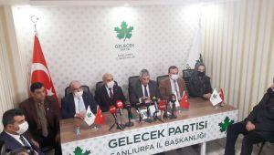 Urfa'daki siyasi partiler Özdağ'a yapılan saldırıyı kınadı