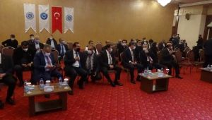 Türk Kamu Sen Şanlıurfa il istişare toplantısı yapıldı.
