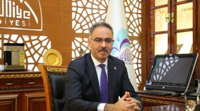 Eyübiye Belediye Başkanı Mehmet Kuş'tan 11 Nisan Mesajı