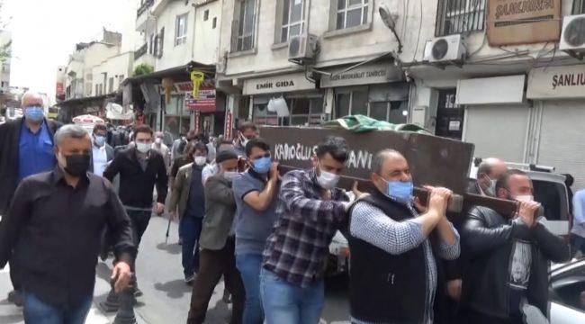 Mutlu ailesinin acı günü (Video)