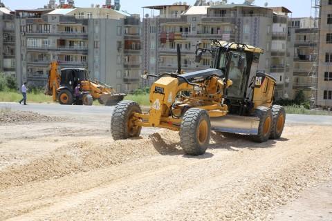 Doğukent mahallesi yeni yollara kavuşuyor (video)