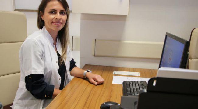 Spor hekimi Şanlıurfa Eğitim ve Araştırma Hastanesinde hasta kabulüne başladı.