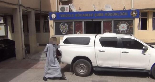 Şanlıurfa'da yakalanan DEAŞ'ın arabulucusu tutuklandı