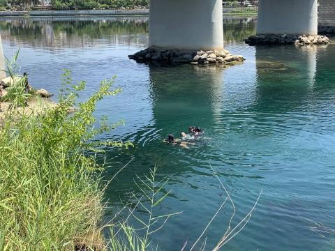 Birecik baraj gölünde ceset bulundu ( Video Haber )