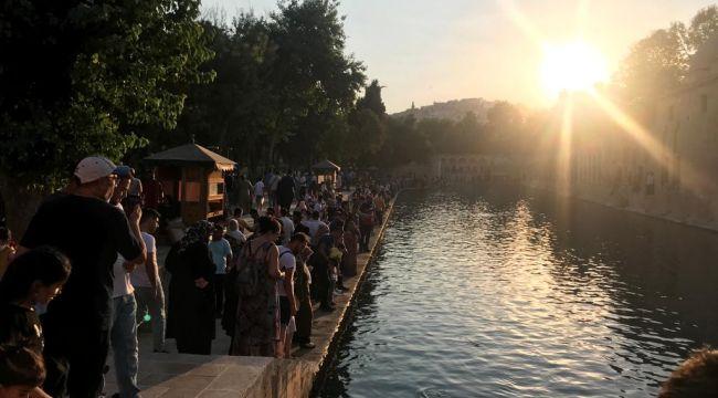 Şanlıurfa'ya turist akını (Video)