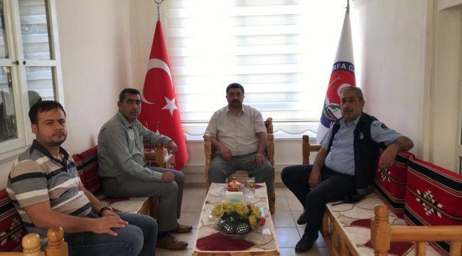 Atmaca'dan Güler'e ziyaret