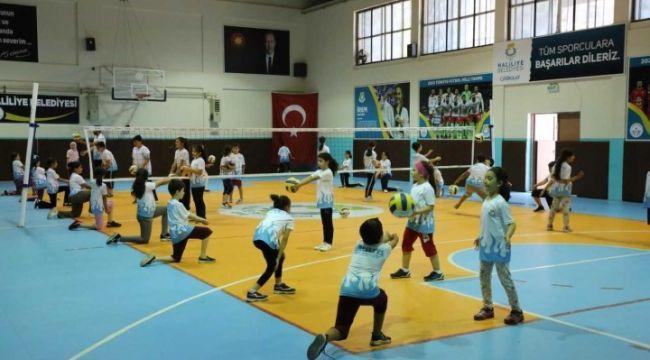 Haliliye'de yaz spor okulları sona erdi (Video)