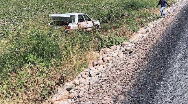 Şanlıurfa'da 14 günde meydana gelen 14 ayrı kazada 12 kişi öldü,25 kişi yaralandı.