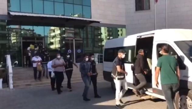 Şanlıurfa'da tefeci operasyonu: 10 gözaltı ( Video Haber )