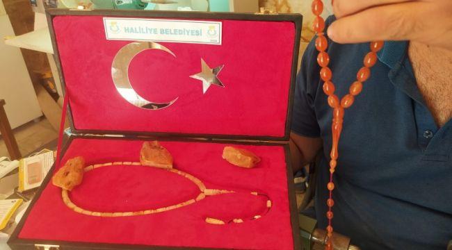 Şanlıurfa'da tespih geleneği yaşatılıyor