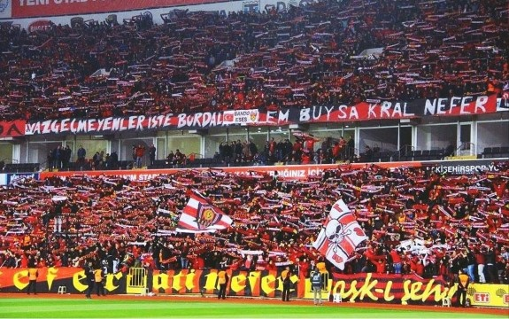 Şanlıurfaspor cephesinden Eskişehirspor tribünlerine övgü