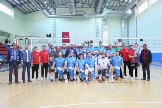 TVF Erkekler 1. Ligi'nde 2021-2022 sezonu başladı
