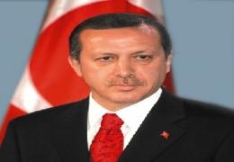 Başbakan Recep Tayyip Erdoğanın destek ziyareti...