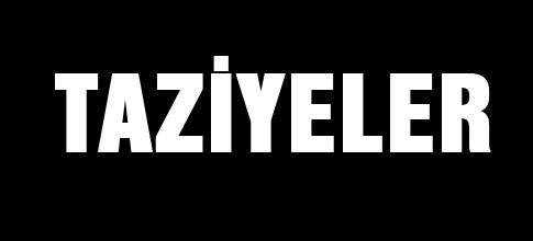 TAZİYELER